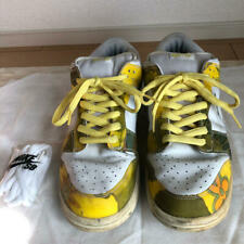 Nike Dunk Low Pro SB Skate De La Soul White Size US 10.5 304292-171  no Box