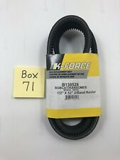 BOBCAT or RANSOMES 38362 made with Kevlar Replacement Belt