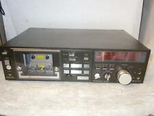 Technics RS-M250 Great Cassette Deck-Made In Japan-Vintage-Faulty.