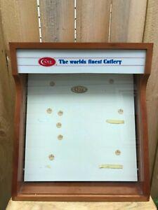 Vintage Case XX Counter Top  Display Case Rare
