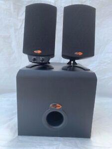 Klipsch - ProMedia 2.1 THX Certified - Computer speaker system