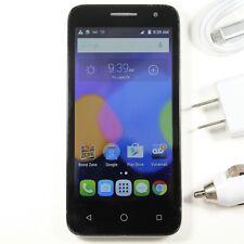 Alcatel OneTouch 5017B (Boost Mobile) Silver Smartphone 8GB - 5MP Camera Android
