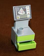 Playmobil mobilier appareil à échographie clinique vétérinaire 4343 ref ee