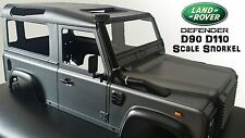 Scale Snorkel for Land Rover Defender D90 D110 Gelande II RC4WD