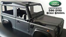 Scale Snorkel for Land Rover Defender D90 D110 Gelande II RC4WD