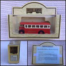 Days Gone - Lledo 1932 Aec Regal Single Deck Bus London Transport