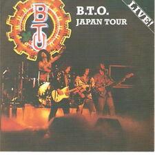 """Bachman Turner Overdrive:  """"Live In Japan""""  + bonustracks  (CD Reissue)"""