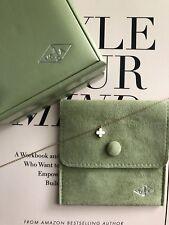 Van Cleef & Arpels Sweet Alhambra pendant mother of pearl Necklace