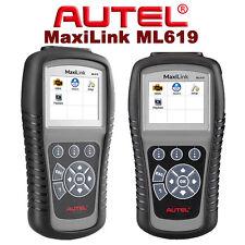 Autel ML619 OBD2 Auto Code Reader AL619 ABS SRS DTC Diagnostic Scanner For Honda