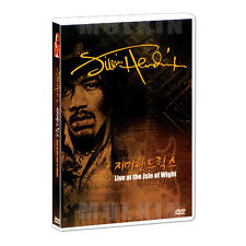 Jimi Hendrix - Live at The Isle of Wight (Blue Wild Angel) DVD (*New*All Region)