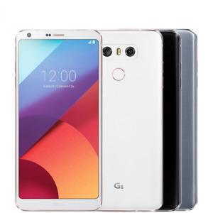 "Original LG G6 H870DS Unlocked Smartphone Dual SIM 4GB+32GB 4G LTE 5.7"" 13MP"