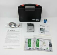 EMS 7500 Professional Digital EMS Unit for Pain Relief with 8 Electrodes