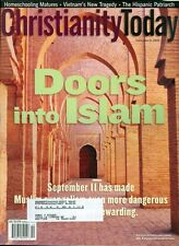 2002 Christianity Today Magazine: Doors into Islam/September 11th/Homeschooling
