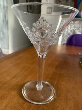 One Baci Milano Baroque And Rock Acrylic Champagne Wine Glass