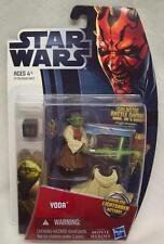 "Hasbro Star Wars 2012 YODA 2"" Action Figure Toy NEW"