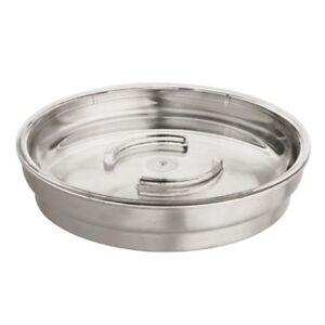 InterDesign 28000 Austin Soap Dish - Clear/Brushed