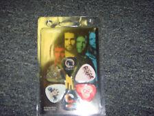 Maroon 5 guitar picks 6 pack