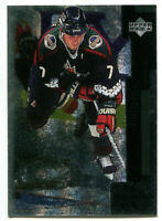 1997-98 UD Black Diamond Keith Tkachuk Card #110 Phoenix Coyotes