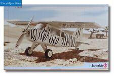 Schleich 42043 Safari Flugzeug Wild Life Expedition Afrika Neu OVP