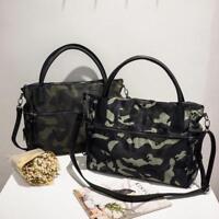 Bag Waterproof Oxford Women Shoulder Handbag Travel Cloth Backpack Crossbody