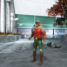 X-MEN 1992  X-FORCE  (Series 1) action figure  G.W. BRIDGE