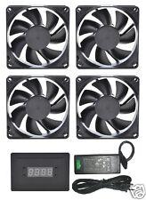 PROCOOL AVP-480T AV Cabinet Cooling Fan System (4 FANS)