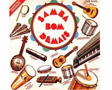 CD SAMBA BOM DEMAISRGEbrasil 1992 EX (A1225)