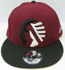 New Era Memphis Chicks Minor League 9Fifty Snapback Hat Cap - Burgundy and Black
