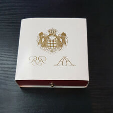 Monaco Coffret Officiel BE Proof 10€ Euro Or Rainier III 2005