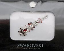 Bindi bijoux piel boda frente strass cristal de Swarovski RUBÍ INHB 3600