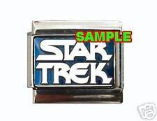 Star Trek logo Custom Italian Charm cool!