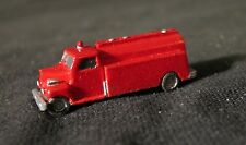 40/50's Fire Tender - Z-5006 - Z Scale by Randy Brown