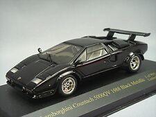 IXO 1/43 Lamborghini Countach 5000QV Black Japan LTD ZI-L05 Best buy Gift New