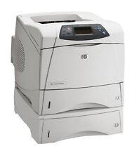 HP LaserJet 4200dtn LJ4200dtn 4200 A4 Network Laser Printer with Tray, Duplex MS