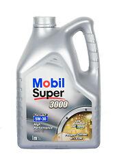 HUILE MOTEUR MOBIL SUPER 3000 FORMULA P 5W30 (5L)