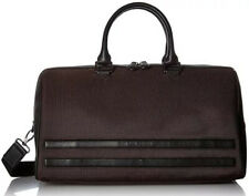Ted Baker 'Tanclan' Nylon Holdall Travel/Holiday Bag Chocolate Brown New