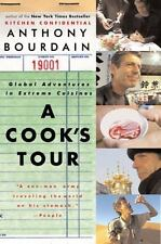 A Cook's Tour:Global Adventures Extreme Cuisines-Anthony Bourdain-paperback-NEW