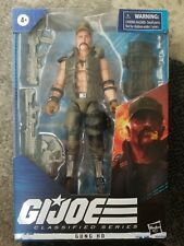 Hasbro 6 inch Gung Ho Action Figure GI Joe Classified Series