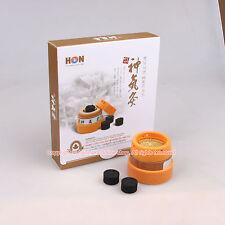 Moxa burner 1 unit with Smokeless moxa 18 rods, moxa devices, moxa holer