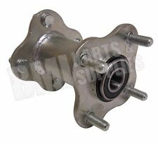 Dual Flanged Galvanized Wheel Hub | Go Kart Parts Drift Trike Cart Minibike New