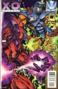 X - O  MANOWAR   [ Valiant  -  Aug  1994 ]   ## 50-0  ## 51