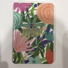 Set Of 3 Lined Journals By Thimblepress