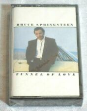 Bruce Springsteen Cassette Tape 12 Songs Includes Tunnel Of Love NOS, NEW Sealed