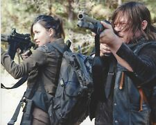 ACTOR NORMAN REEDUS SIGNED 'THE WALKING DEAD' 8x10 PHOTO 7 W/COA DARYL DIXON