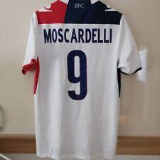 Bologna maglia indossata preparata Moscardelli Serie A shirt jersey
