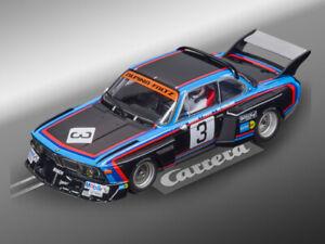 Carrera Evolution BMW 3.5 CSL'No.3' 6h Silverstone 1976 Slot Car SUIT Scalextric