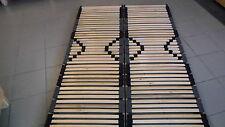 2 Stück!! 7 Zonen Lattenrost 60x200 oder 60x190 Bluestar 42 F, 120x200, 120x190