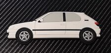 Peugeot 306 Gti 6 / S16 fridge magnets , White