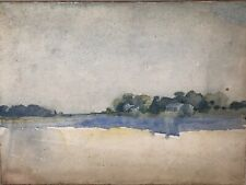 Rare Old Lyme , Early Modernist,Arts And Crafts , Impressionist Thomas W Ball