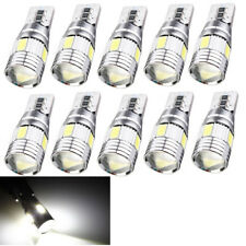 2x New T10 501 194 W5W 5630 LED SMD Car HID Canbus Error Free Wedge Light Bulb